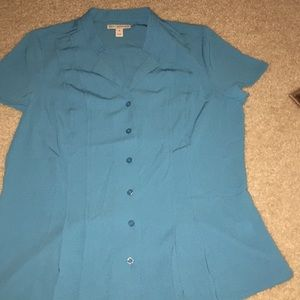 Ladies blouse new, never worn without tags.